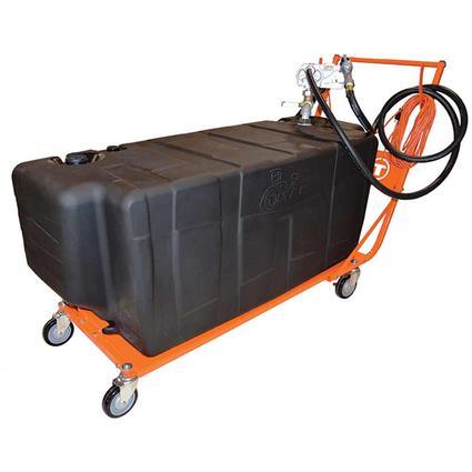 Titan Fuel Caddy, 100 Gallon with 12 Volt Pump