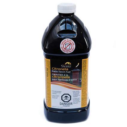 Citronella Torch Fuel, 64 Oz. Bottle