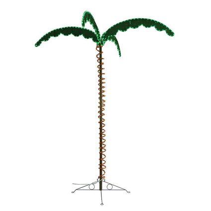 LED 7 Palm Tree