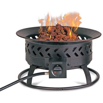 Mr BarBQ Propane Fire Pit