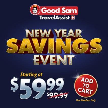 1 Year of Good Sam Travel Assistance