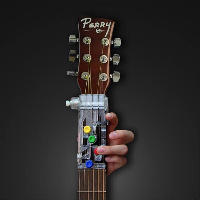 ChordBuddy Guitar Learning System, Left-handed - Chord Buddy CB1001 ...