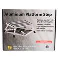 Aluminum Folding Step