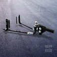 Fastway e2 Round Bar Weight Distribution Hitches with Sway Control, 10,000 lb. trailer weight, 1000 lb. tongue weight