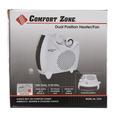 Comfort Zone Fan Heater