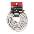 RG6 Digital Quadshield Coax Cable - 50