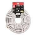 RG6 Digital Quadshield Coax Cable - 100