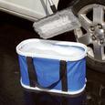 Collapsible RV Brush Bucket