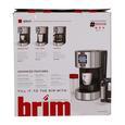 BRIM Size-Wise Programmable Coffeemaker