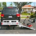 Aluminum Cargo Carrier with 60 Ramp