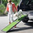 Green Natural-Step Mini Pet Ramp