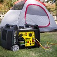 Champion 3500 Watt Dual Fuel RV Ready Portable Inverter Generator with Electric Start